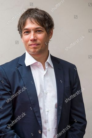 Stock Photo of Sean Baker, US filmmaker and member of the Concorso internazionale Jury, poses during a photocall at the 71st Locarno International Film Festival, in Locarno, Switzerland, 01 August 2018. The Festival del film Locarno 2018 runs from 01 to 11 August.