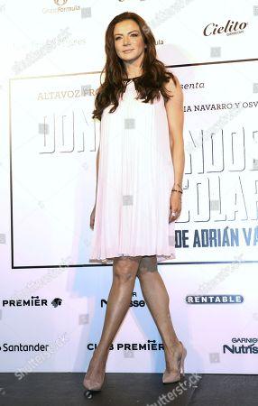 Stock Picture of Silvia Navarro