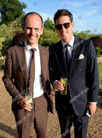 Balthazar Fabricius and Jake Warren