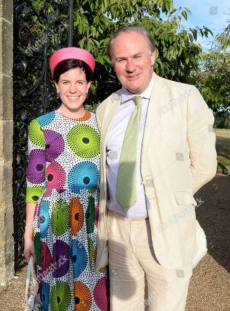 Lady Laura Cash and William Cash
