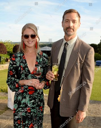 Minty Farquhar and Patrick Grant