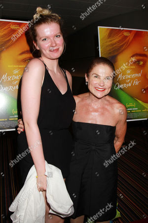 Tovah Feldshuh with Guest