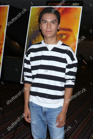 Stock Image of Forrest Goodluck
