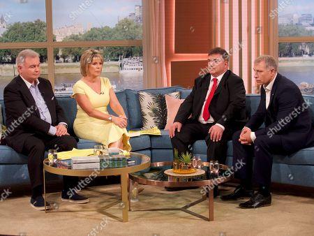 Eamonn Holmes, Ruth Langsford, Barry George, Mark Williams Thomas