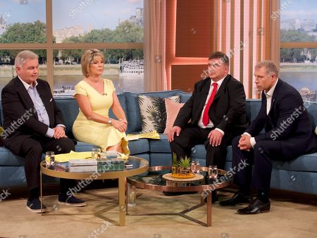 Editorial picture of 'This Morning' TV show, London, UK - 02 Aug 2018
