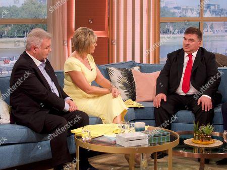 Eamonn Holmes, Ruth Langsford, Barry George
