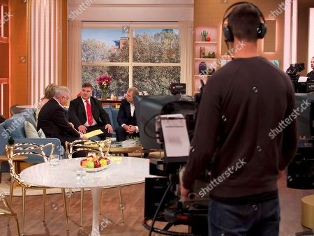 Editorial photo of 'This Morning' TV show, London, UK - 02 Aug 2018