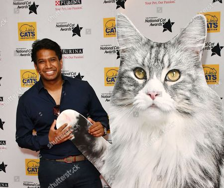 Editorial photo of Cats Protection National Cat Awards, London, UK - 02 Aug 2018