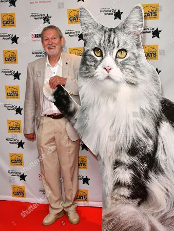 Editorial image of Cats Protection National Cat Awards, London, UK - 02 Aug 2018