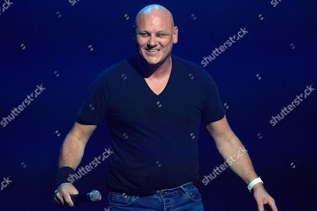 Stock Photo of Terry Alderton - The Musical