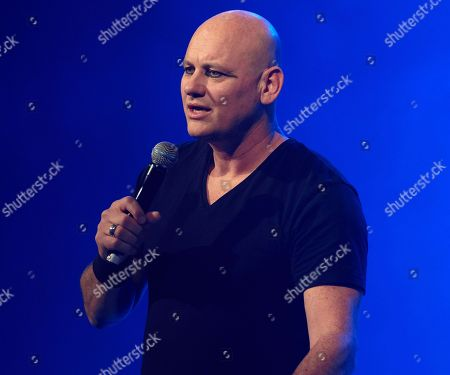 Stock Image of Terry Alderton - The Musical