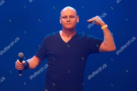Stock Picture of Terry Alderton - The Musical