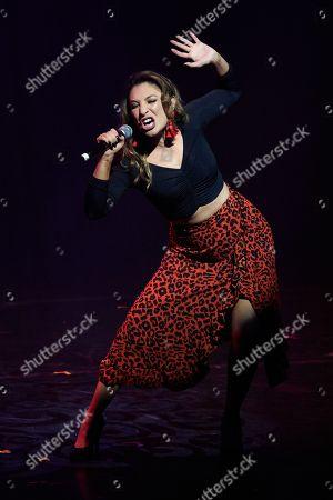 Stock Photo of Jess Robinson -No Filter