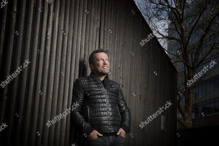 Lothar Matthaus, German football manager and former player