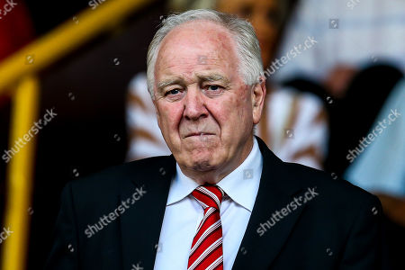 Former Scotland Manager Craig Brown