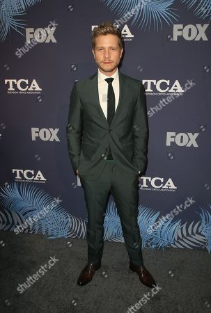 Editorial image of FOX Summer All-Star Party, Arrivals, TCA Summer Press Tour,  Los Angeles, USA - 02 Aug 2018