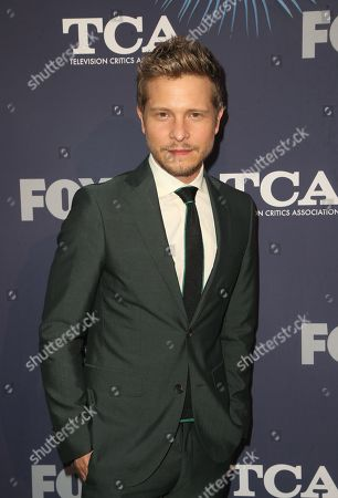 Editorial photo of FOX Summer All-Star Party, Arrivals, TCA Summer Press Tour,  Los Angeles, USA - 02 Aug 2018