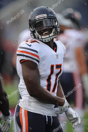 nd, Bears #17 Anthony Miller during the Chicago Bears vs Baltimore Ravens at Tom Benson Hall of Fame Stadium in Canton, Ohio