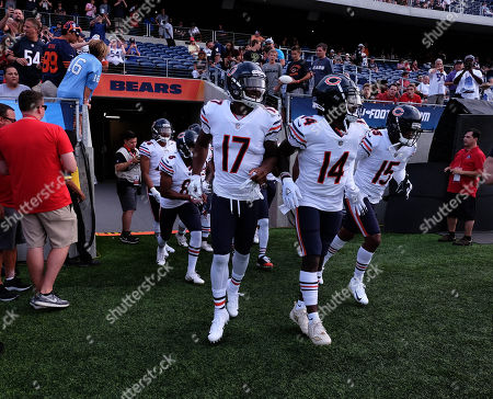 Editorial picture of NFL Bears vs Ravens, Canton, USA - 02 Aug 2018