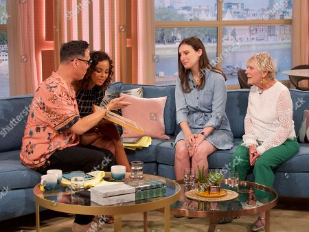 Gok Wan, Rochelle Humes, Laura Topham, Maureen Jympson