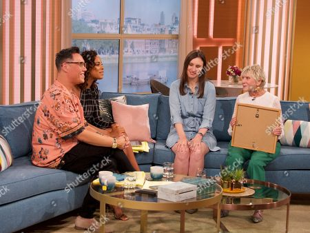 Editorial image of 'This Morning' TV show, London, UK - 03 Aug 2018