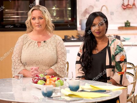 Editorial photo of 'This Morning' TV show, London, UK - 03 Aug 2018