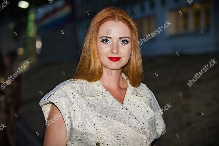 Editorial image of Schlager evening, Europride, Stockholm, Sweden - 02 Aug 2018