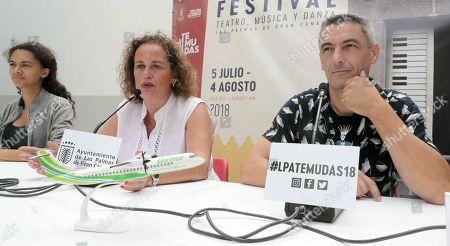 Editorial picture of Temudas Theatre festival, Las Palmas De Gran Canaria, Spain - 03 Aug 2018
