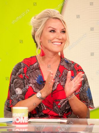 Editorial photo of 'Loose Women' TV show, London, UK - 03 Aug 2018