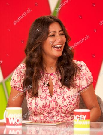 Editorial image of 'Loose Women' TV show, London, UK - 03 Aug 2018
