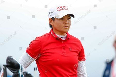 Yani Tseng  during the Ricoh Women's British Open golf tournament at Royal Lytham and St Annes Golf Club, Lytham Saint Annes. Picture by Simon Davies