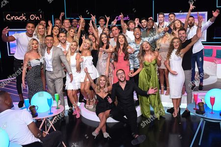 Editorial picture of 'Love Island: The Reunion' TV Show, Series 4, London, UK - 05 Aug 2018