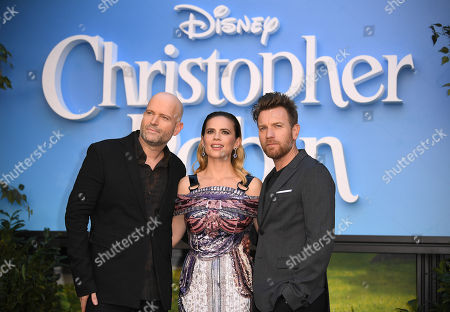 Editorial image of 'Christopher Robin' film premiere, London, UK - 05 Aug 2018