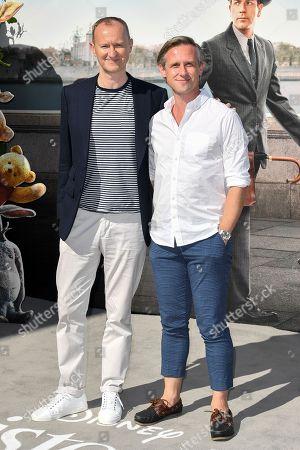 Mark Gatiss and Ian Hallard