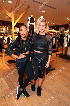 Emma Grede and Khloe Kardashian