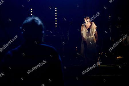 Editorial image of 'Midsummer' play, Edinburgh International Festival, Scotland, UK - 03 Aug 2018