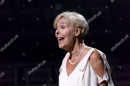 Editorial picture of 'Midsummer' play, Edinburgh International Festival, Scotland, UK - 03 Aug 2018