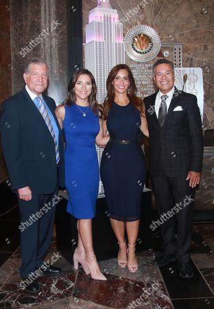 Stock Photo of Rafael Pineda, Katiria Soto, Liliana Ayende and Salvador Cruz