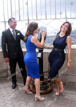 Katiria Soto, Salvador Cruz and Liliana Ayende