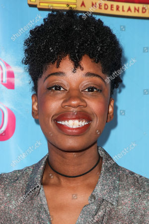 Editorial photo of 'Waitress' musical opening night, Arrivals, Pantages Theatre, Los Angeles, USA - 03 Aug 2018