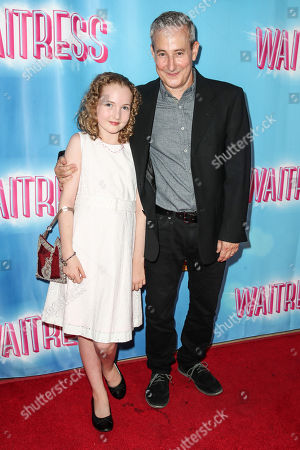 Editorial picture of 'Waitress' musical opening night, Arrivals, Pantages Theatre, Los Angeles, USA - 03 Aug 2018