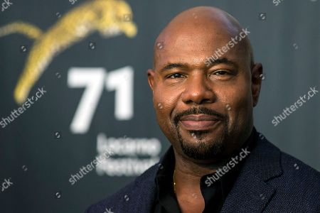 US director Antoine Fuqua poses during a photocall for the movie 'The Equalizer 2' at the 71st Locarno International Film Festival, in Locarno, Switzerland, 04 August 2018. The Festival del film Locarno 2018 runs from 01 to 11 August.