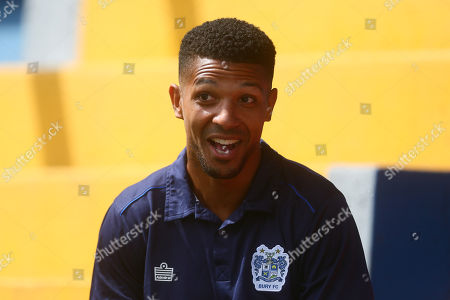 Stock Picture of Bury's Jermaine Beckford