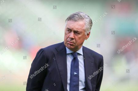 Napoli Manager  Carlo Ancelotti