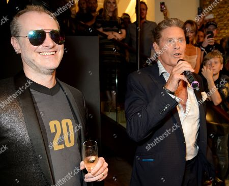 Editorial image of Gumball 3000 x Asprey 2018 opening party, London, UK - 04 Aug 2018