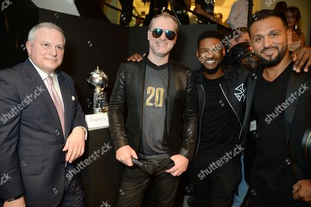 Editorial photo of Gumball 3000 x Asprey 2018 opening party, London, UK - 04 Aug 2018