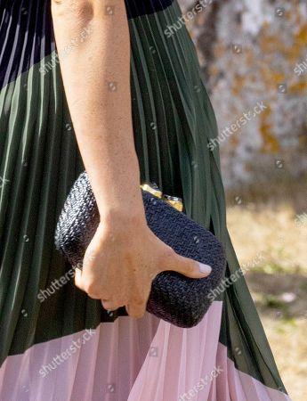 Meghan Duchess of Sussex, bag detail