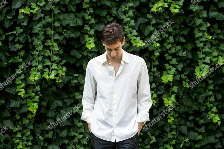 Canadian actor Theodore Pellerin poses during a photocall for the film 'Genese' at the 71st Locarno International Film Festival, in Locarno, Switzerland, 05 August 2018. The Festival del film Locarno 2018 runs from 01 to 11 August.