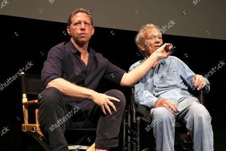 Matt Tyrnauer, director and Scotty Bowers
