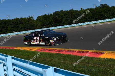 Monster Energy NASCAR Cup Series driver Cole Whitt #72 during the Monster Energy NASCAR Cup Series Go Bowling at The Glen on at Watkins Glen International in Watkins Glen, New York